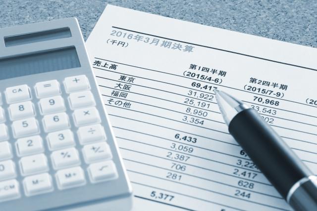 会社の利益の見方!小規模企業の社長が決算書で確認すべき利益