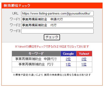 Yahoo・Google検索1位!HPアクセス数とお問合わせ数を増やした2つの戦略